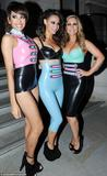 Sugababes-G.A.Y outfits