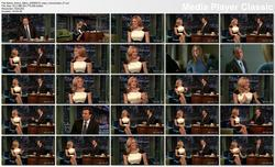 Mary McCormack @ Late Night w/Jimmy Fallon 2009-05-19