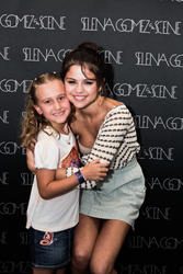 th 762351461 selena gomez meet and greet in rio de janeiro brazil february 4 2012 JpzBYw9 122 1184lo Selena Gomez   Full on Bra Slip at Meet and Greet in Rio de Janeiro (2/4/12)