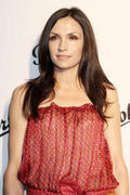 Фамке Янссен, фото 721. Famke Janssen - 'Person Magnificent Obsessions Exhibit' in New York, 16.06.2011, foto 721