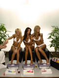 Kelly Kelly With Michelle McCool and Candice Michelle Foto 429 (Келли Келли С Мишель Маккула и Кэндис Мишель Фото 429)