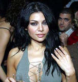 Haifa Wahby from the Arabic reality Show Al-Wadi. Foto 156 (Хайфа Уахби от реальности Арабская Показать аль-Вади. Фото 156)