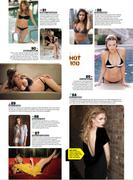 Chicas Hot 100 Revista Maxim Junio 2010