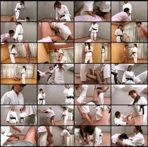 NFDM-144 Serious Martial Artists Kick By Woman Asian Femdom