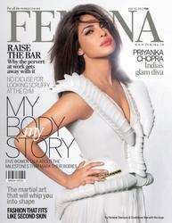 Priyanka Chopra - Femina Magazine May 30, 2012