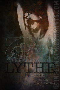 INFERNAL RESTRAINTS: Dec 19, 2014: Lythe | Lyla Storm