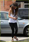 Selena Gomez out in Studio City - June 1, 2013