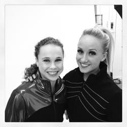 "Nastia Liukin: GK Elite Photoshoot ""Behind The Scenes"" Instagram Pics"